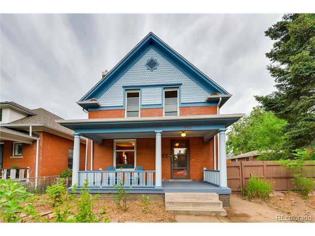 463 S Washington Street, Denver, CO 80209