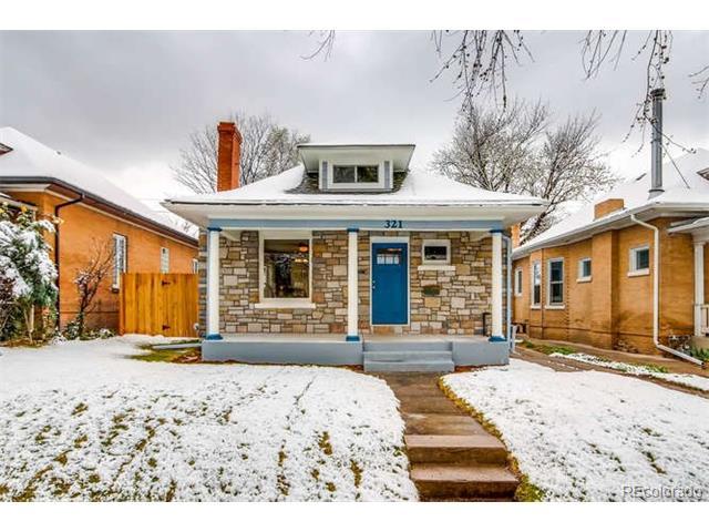 321 S Ogden Street, Denver, CO 80209