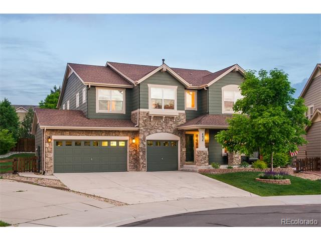 4624 Charing Court, Castle Rock, CO 80109