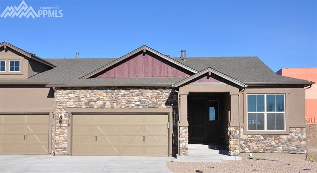 3316 Union Jack Way, Colorado Springs, CO 80920