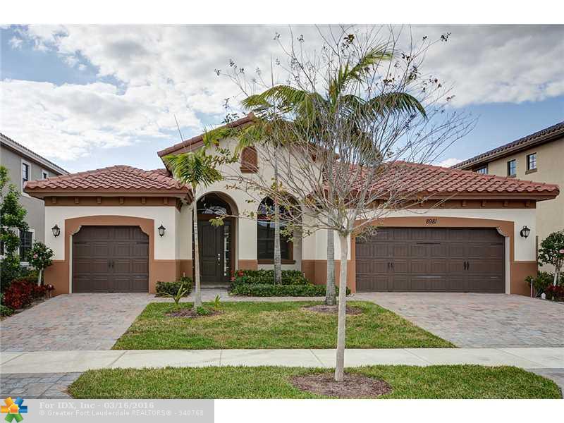 8981 LAKEVIEW PLACE, Parkland, FL 33076