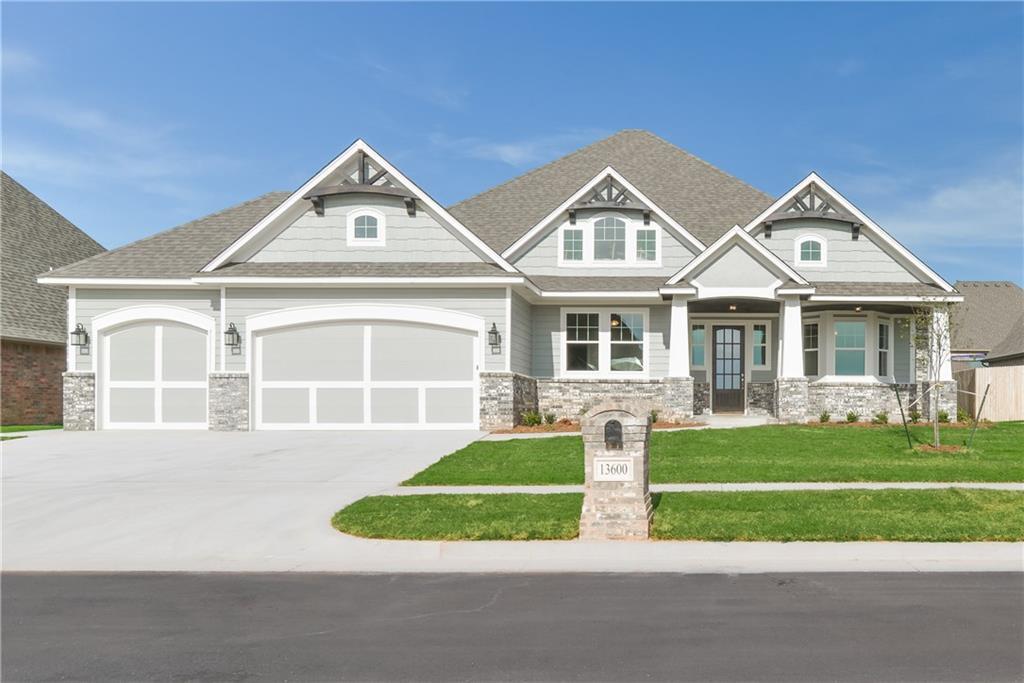 13600 Front Porch Drive, Piedmont, OK 73078