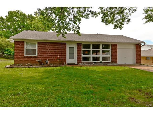 7424 Jeanene Avenue, St Louis, MO 63116