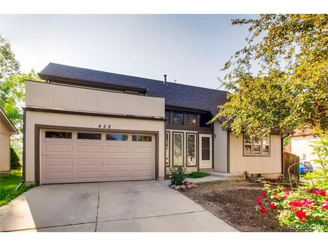458 Hickory Place, Broomfield, CO 80020