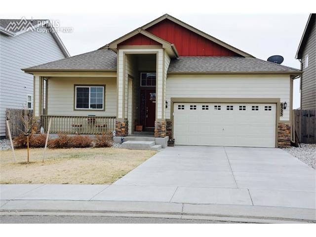 6525 Roundup Butte Street, Colorado Springs, CO 80925
