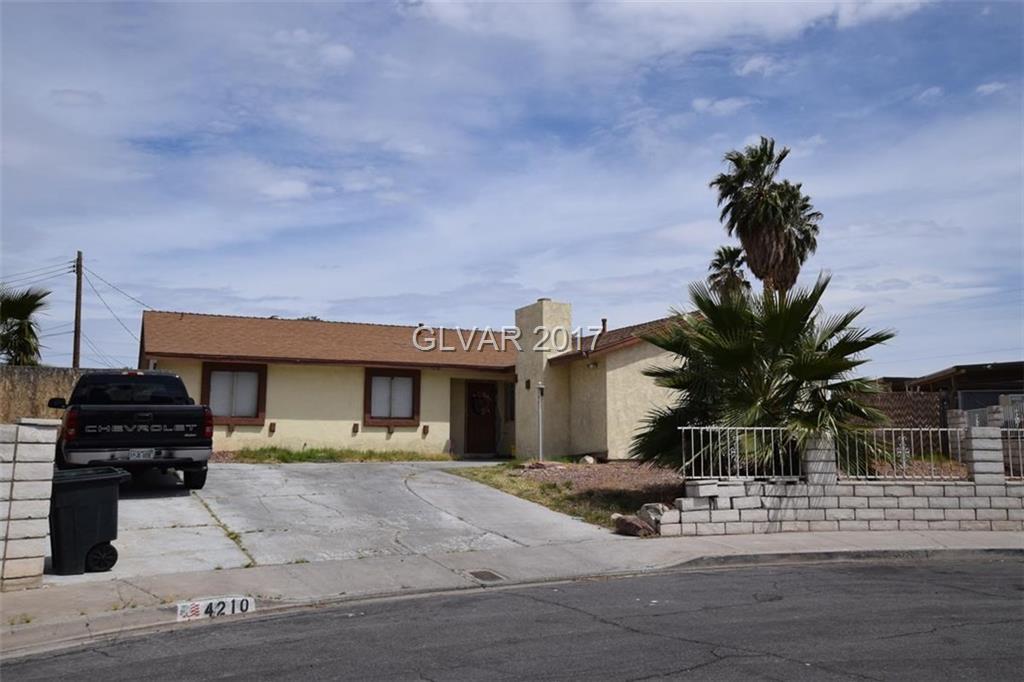 4210 CANAL Circle, Las Vegas, NV 89122