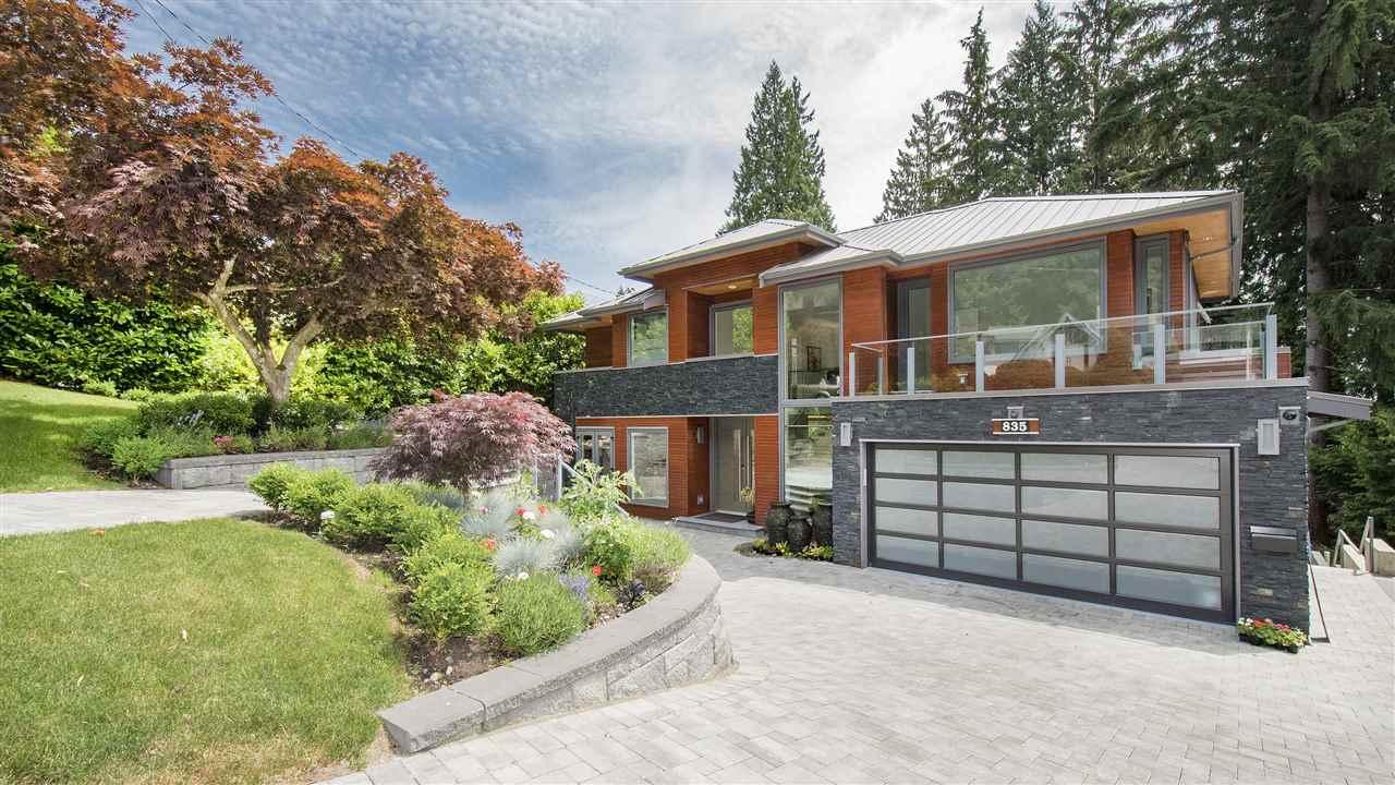 835 PROSPECT AVENUE, North Vancouver, BC V7R 2M2