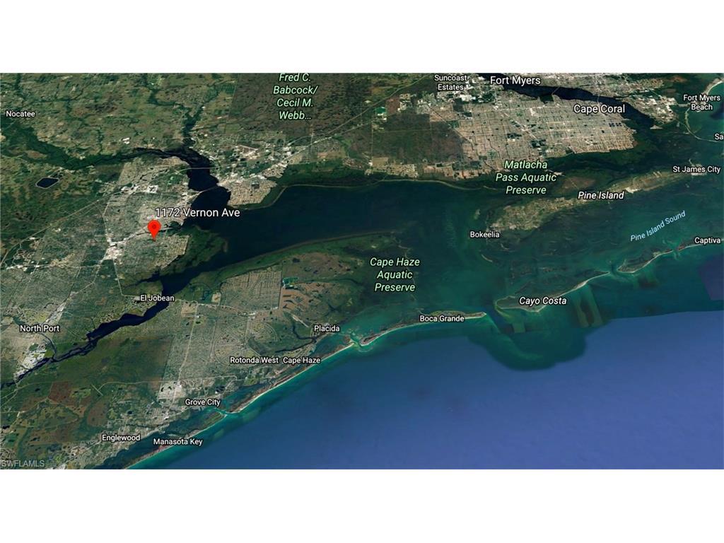 1172 Vernon AVE, PORT CHARLOTTE, FL 33948
