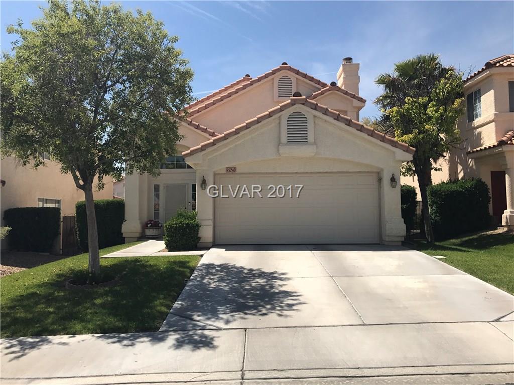 9525 AMBER VALLEY Lane, Las Vegas, NV 89134