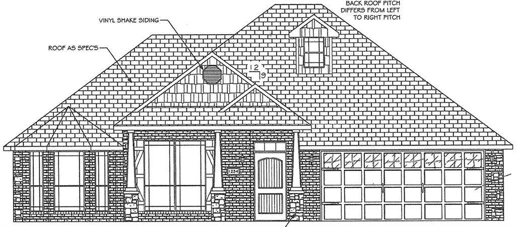1171 Cannon ST, Prairie Grove, AR 72753