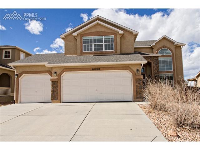 6396 Tenderfoot Drive, Colorado Springs, CO 80923