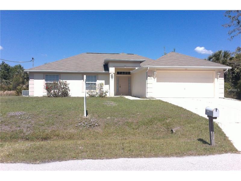 2951 BELLEVILLE TERRACE, NORTH PORT, FL 34286