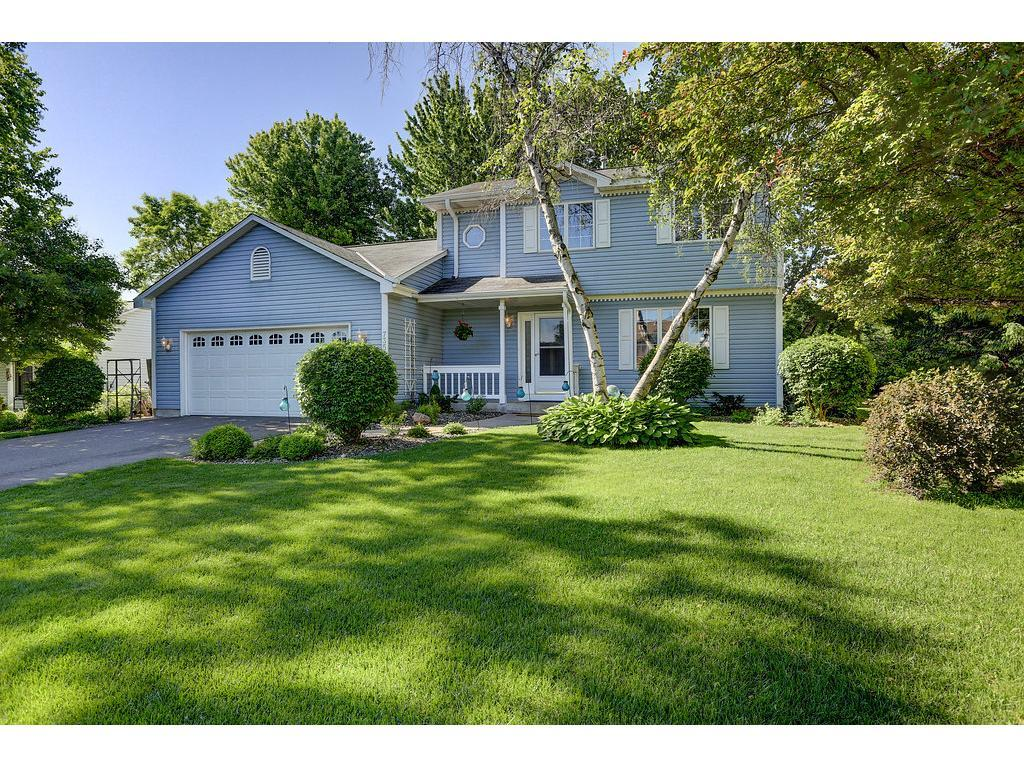 7354 Parkview Terrace, Mounds View, MN 55112