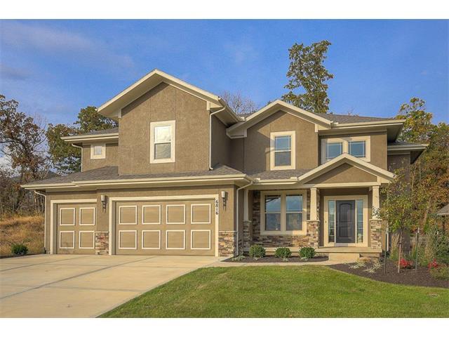 6816 MILLBROOK Street, Shawnee, KS 66218