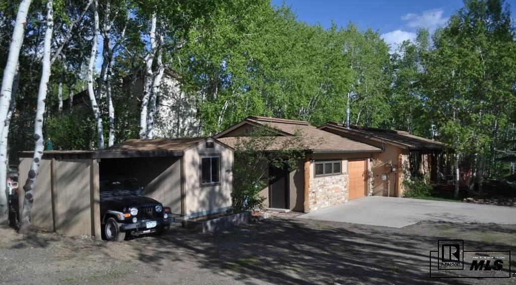 290 Huckleberry Lane, Steamboat Springs, CO 80487