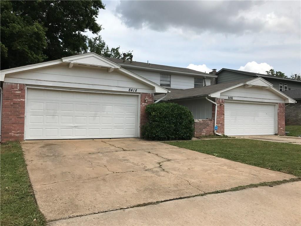 8416 Candlewood Drive, Oklahoma City, OK 73132