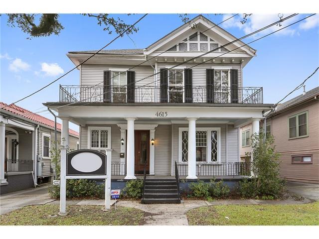 4615 S CARROLLTON Avenue, New Orleans, LA 70119