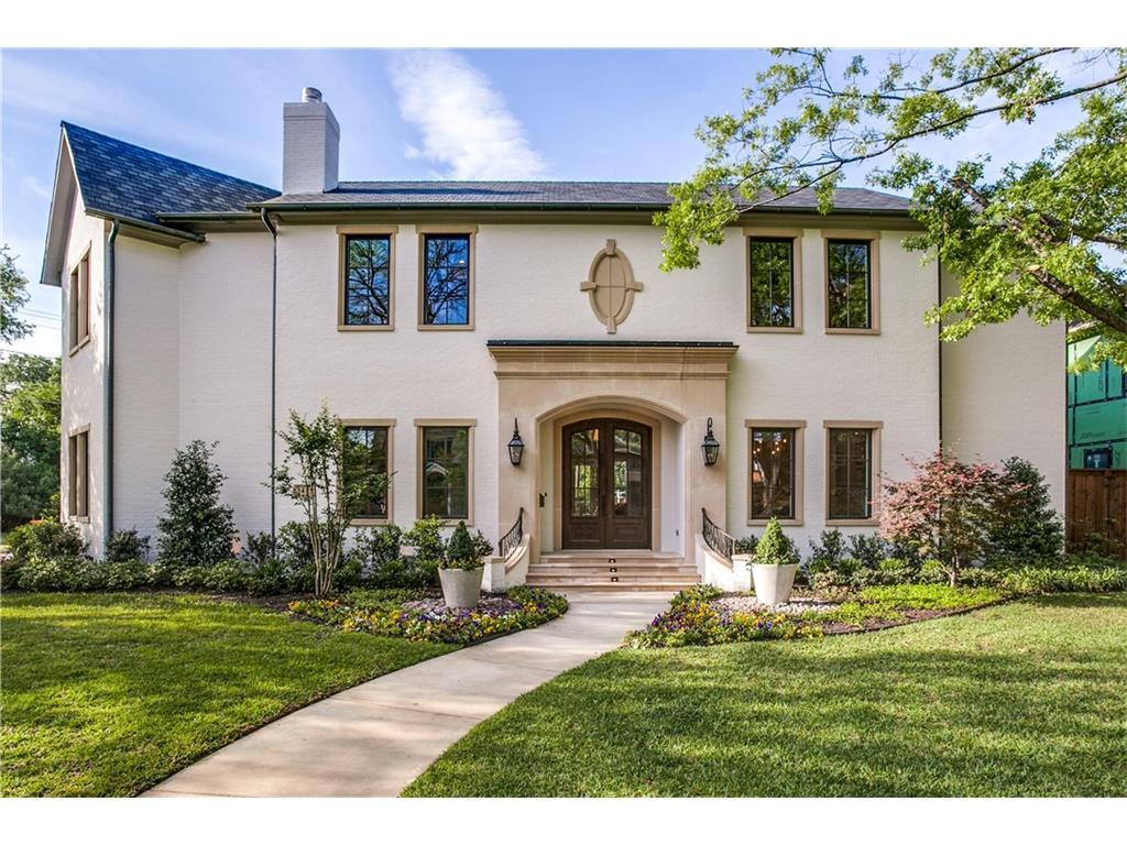 3415 Lindenwood Avenue, Highland Park, TX 75205
