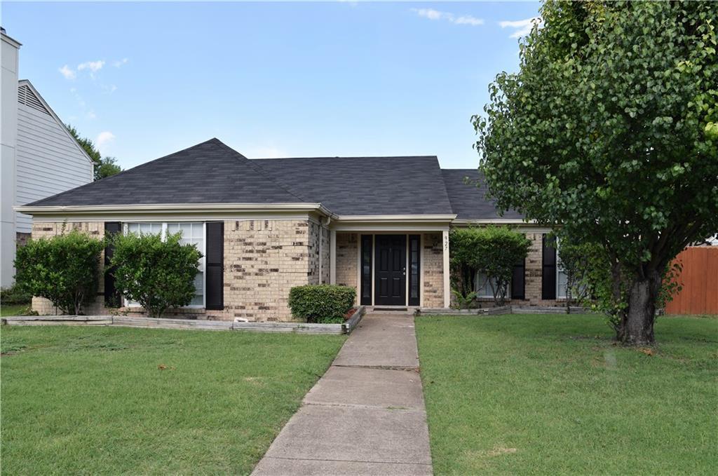927 Ashby Drive, Allen, TX 75002