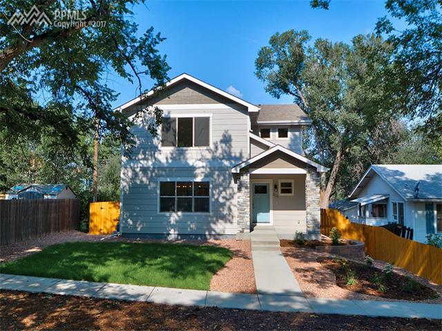 208 N Custer Avenue, Colorado Springs, CO 80903