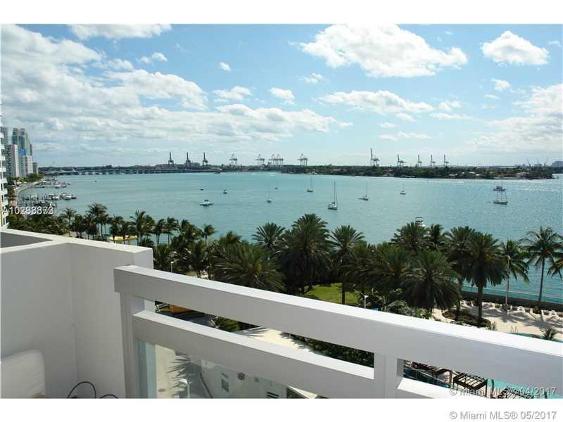 1500 Bay Rd 816S, Miami Beach, FL 33139