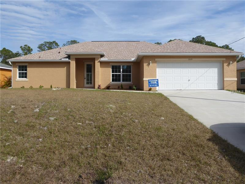 1600 RUSSELLVILLE STREET, NORTH PORT, FL 34288