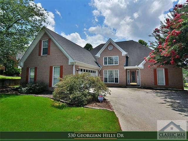 530 Georgian Hills Drive, Lawrenceville, GA 30045