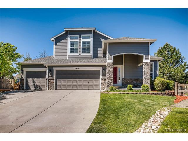 23161 Timber Spring Place, Parker, CO 80138