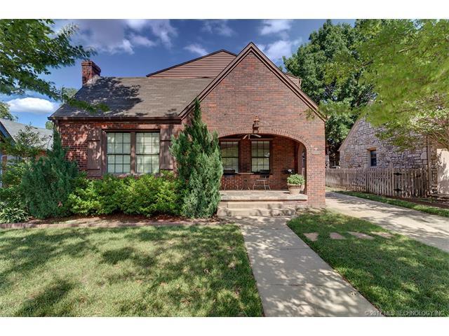 1543 S Florence Place, Tulsa, OK 74104