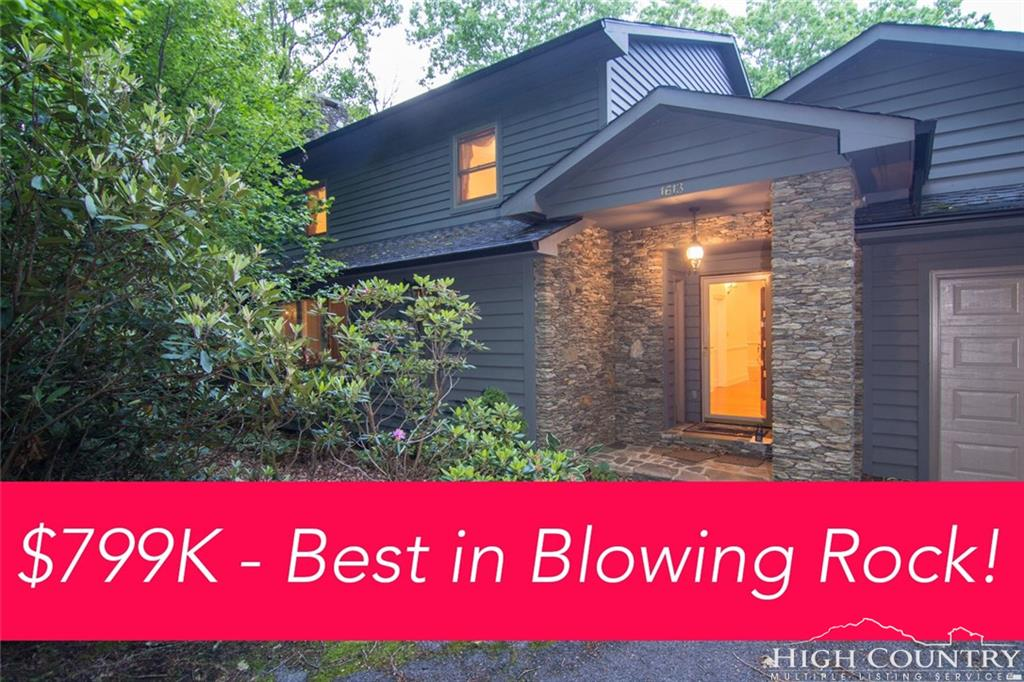 1613 Green Hill Road, Blowing Rock, NC 28605