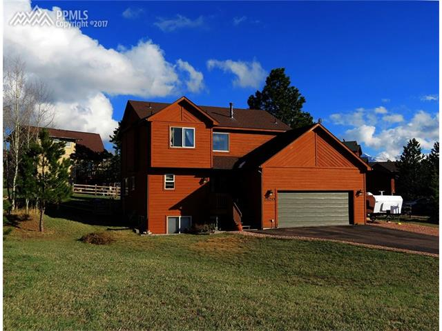 2120 Valley View Drive, Woodland Park, CO 80863