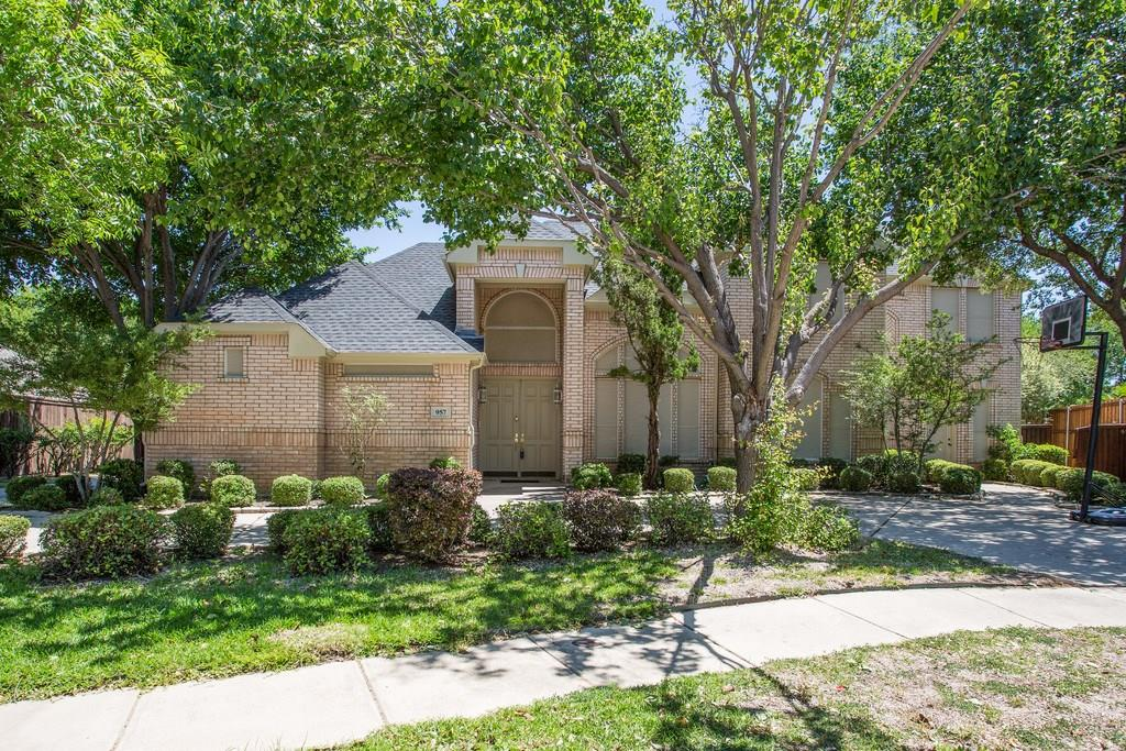 957 Pintail Court, Coppell, TX 75019