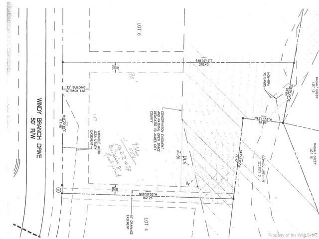 3120 Windy Branch Drive, Toano, VA 23168