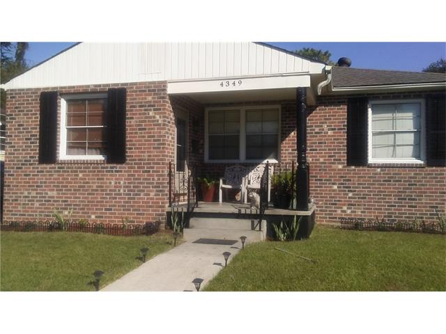 4349 STATE STREET Drive, New Orleans, LA 70125