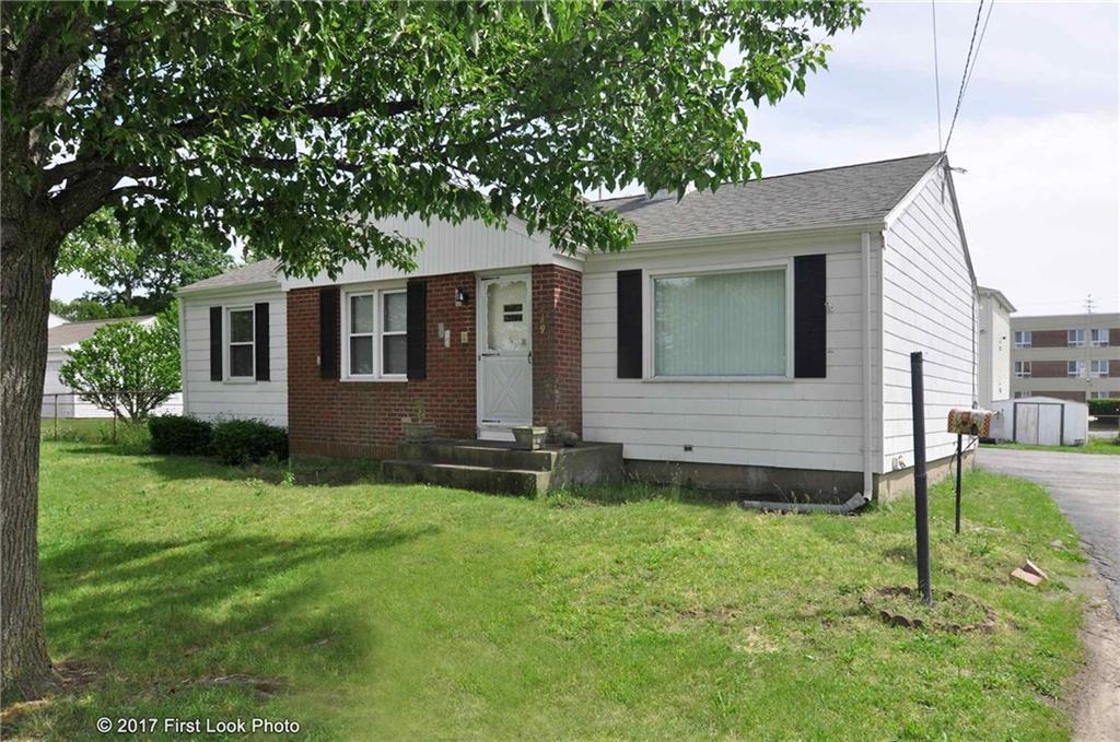 319 Sutton AV, East Providence, RI 02914