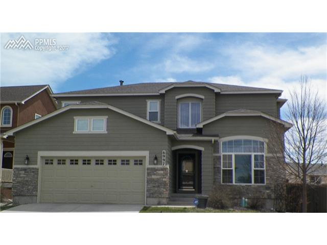 6997 Wood Lily Drive, Colorado Springs, CO 80923
