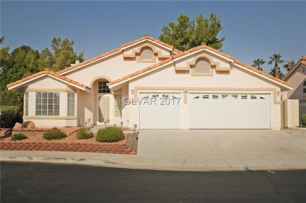 2405 SUNSET BEACH Lane, Las Vegas, NV 89128