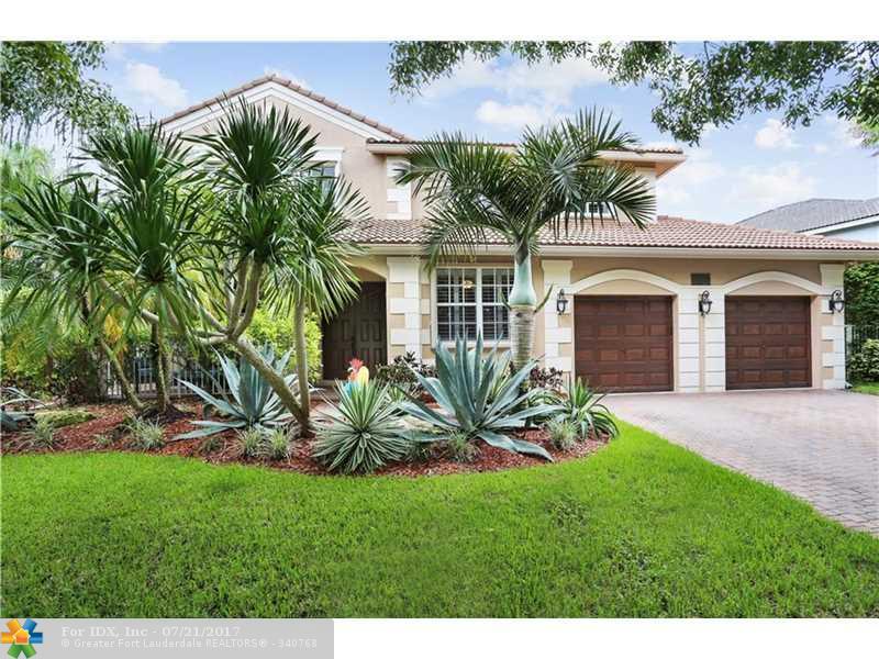1647 Blue Jay Cir, Weston, FL 33327