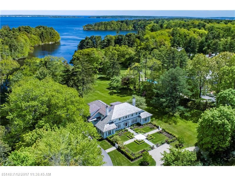 123 Foreside RD , Falmouth, ME 04105