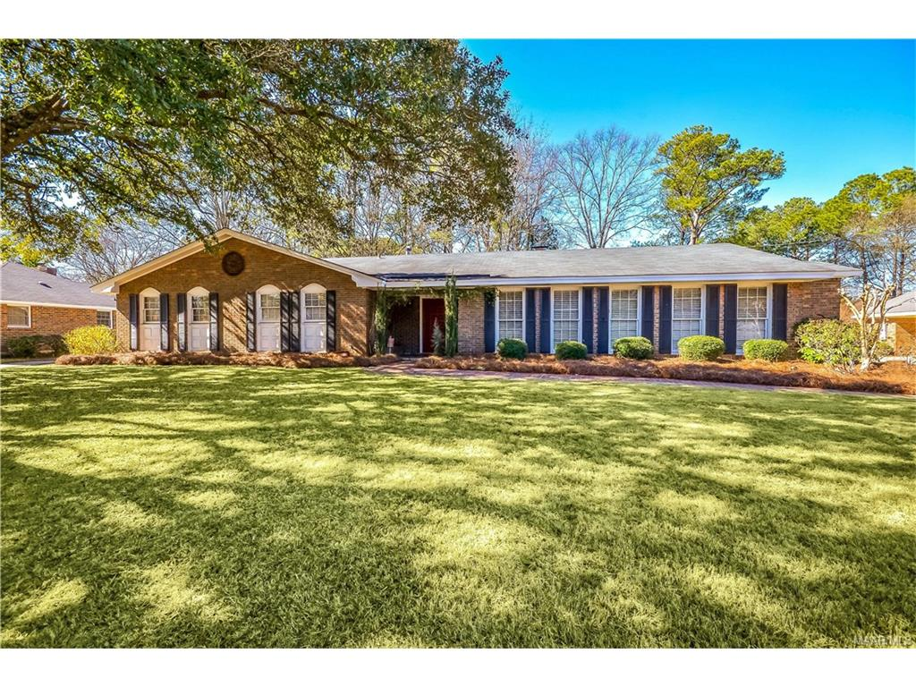 1732 Fairforest Drive, Montgomery, AL 36106