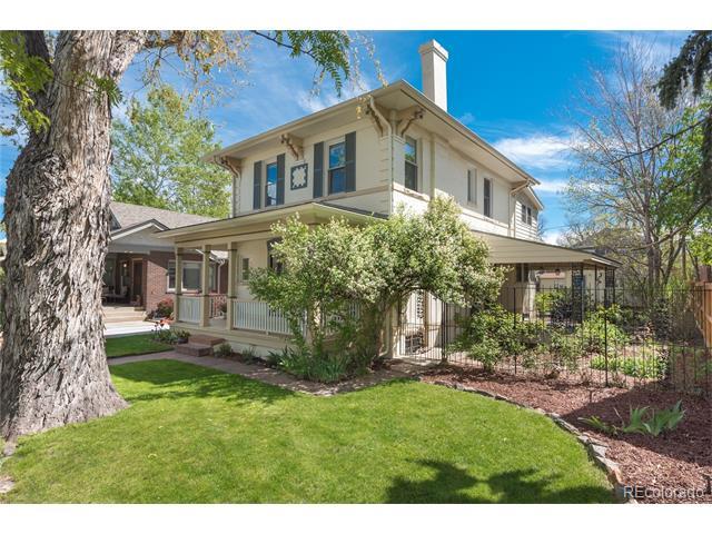 1174 S Gaylord Street, Denver, CO 80210