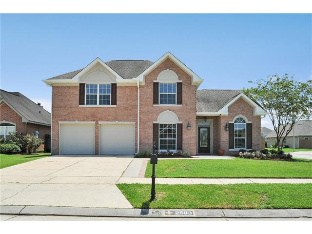2583 BLUE BIRD Circle, Marrero, LA 70072