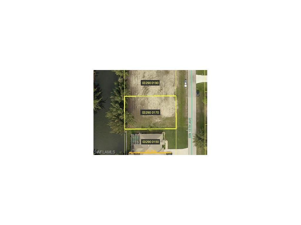 3510 SW 15th AVE, CAPE CORAL, FL 33914