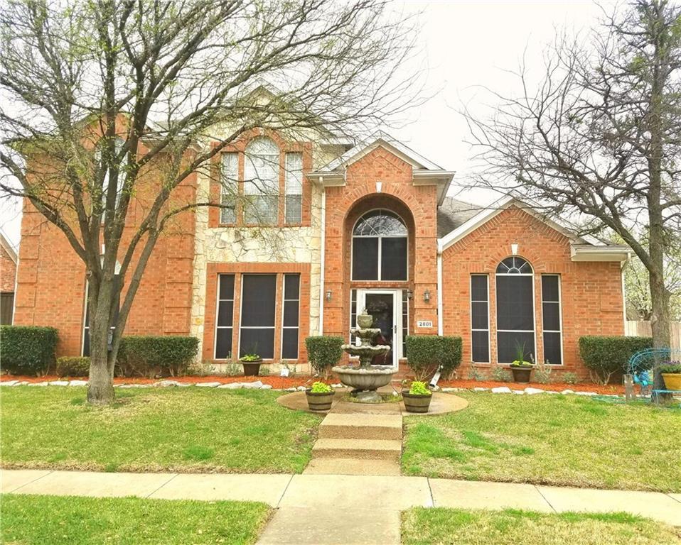 2801 Dove Creek Drive, Rowlett, TX 75088