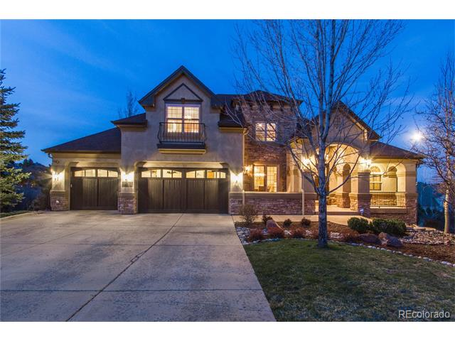 1035 Buffalo Ridge Way, Castle Pines, CO 80108