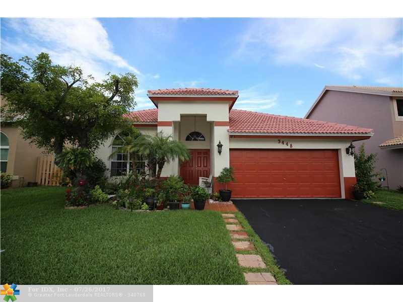3448 NW 122nd Ave, Sunrise, FL 33323