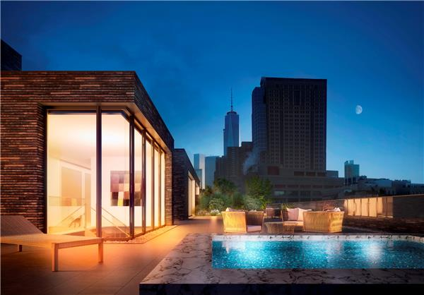 443 Greenwich St PH-A, New York, NY 10014