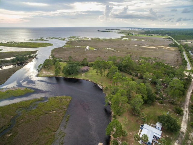 Fish Camp with Spectacular Views for sale in Perry Florida. Come and relax in your own piece of heaven. Breathtaking sunsets, watch tower, amazing fishing and all the beauty of nature on can imagine. Come and enjoy the cool Gulf breeze. Call today