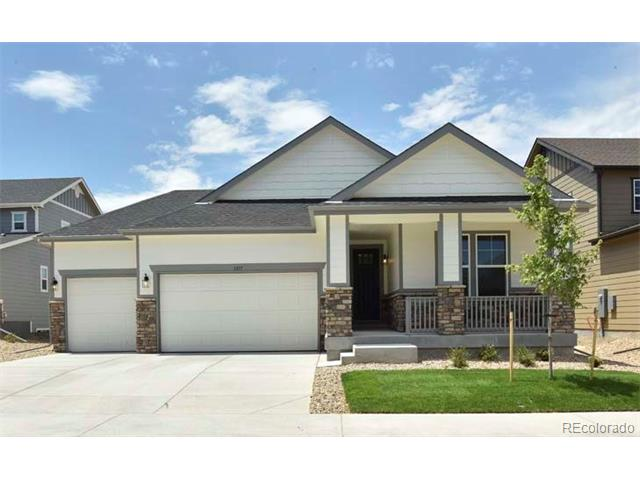 3377 Caprock Way, Castle Rock, CO 80104