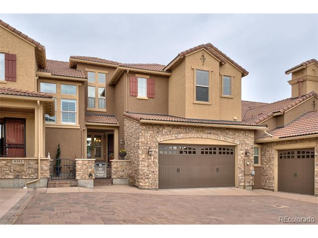 9391 Viaggio Way, Highlands Ranch, CO 80126